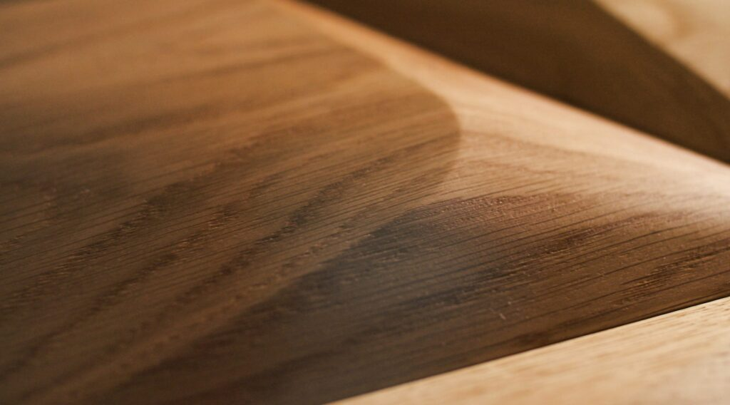 3d wall panel fine oak caro satin oiled closeup