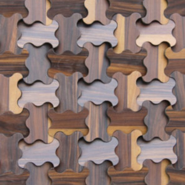 3d wall panel puzzle