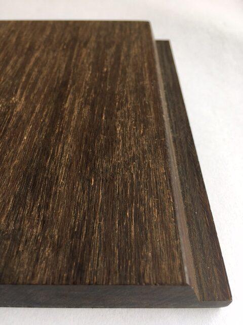 bamboo wallcladding detail