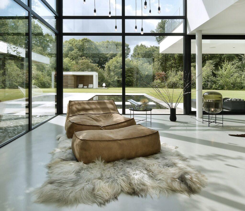castfloor biopolymer livingroom
