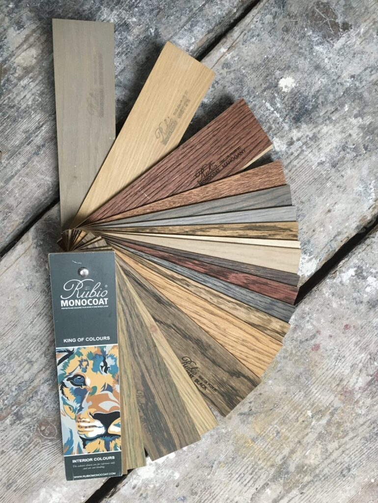 colordeck monocoat quality oil finish