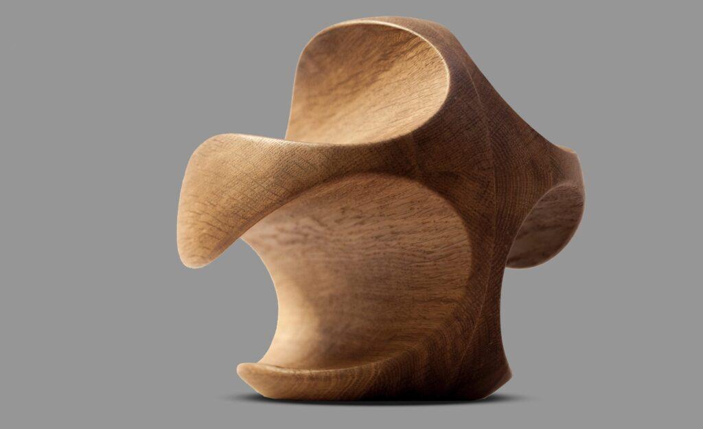 design winerack rugby oak rustic grade
