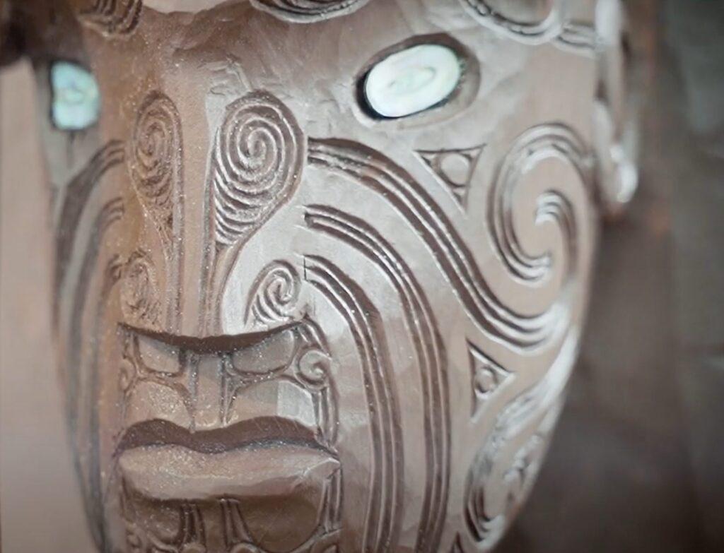 maori tekoteko